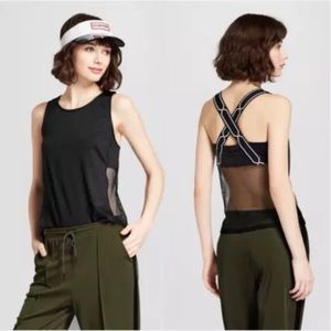 Hunter for Target Cross Back Chain Trim Tank Top